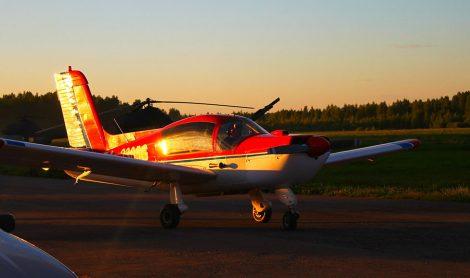 Базирование самолётов
