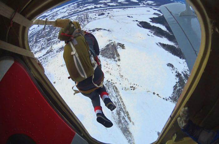 Самостоятельный прыжок