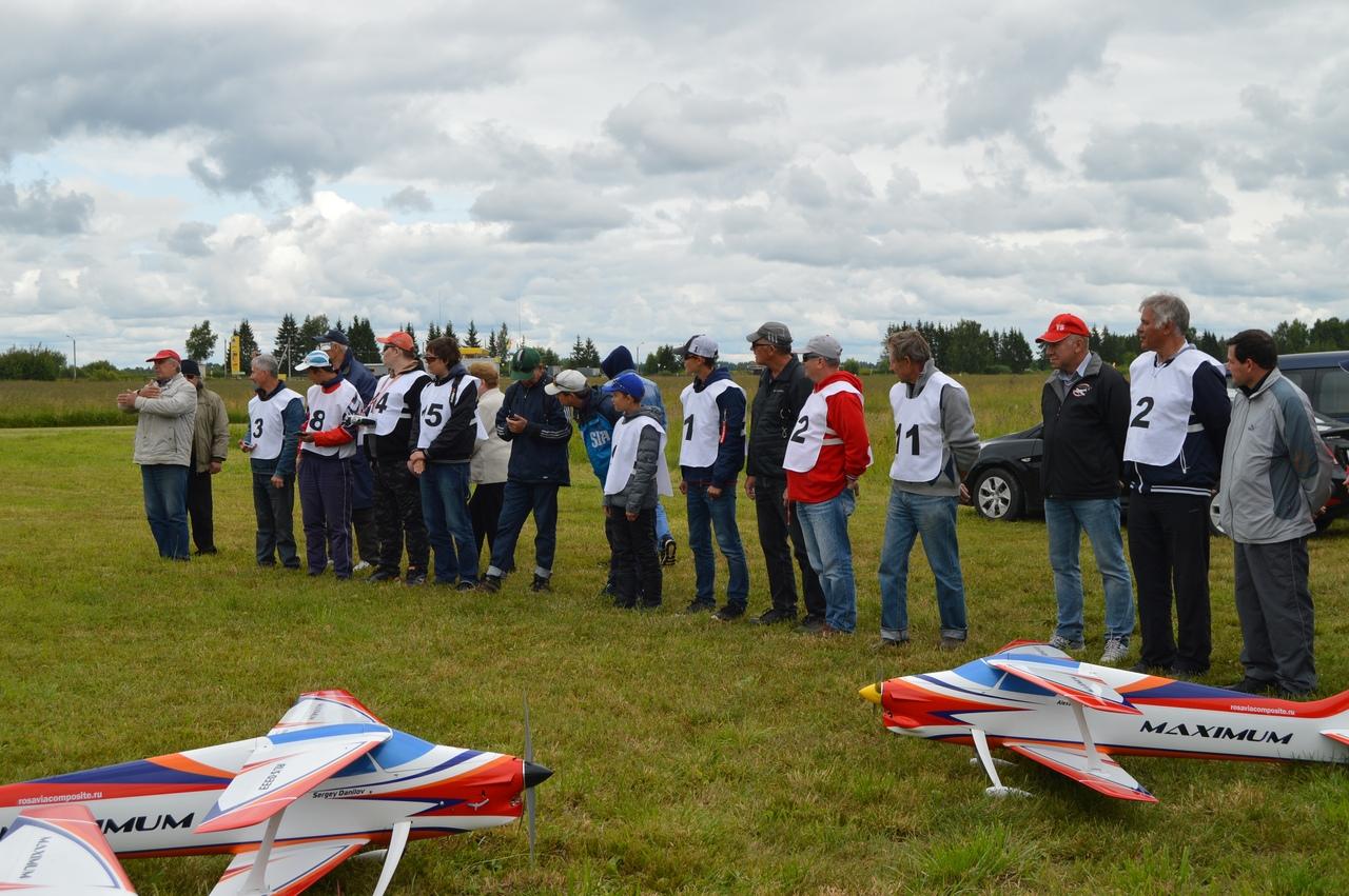 В аэроклубе «Старица» завершились соревнования по авиамодельному спорту!